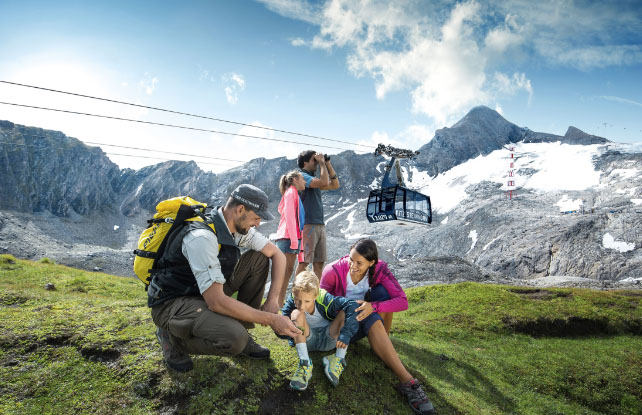Your hiking holiday in the hiking paradise of Zell am See-Kaprun